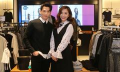 Sao Việt dự khai trương thương thiệu thời trang H:CONNECT