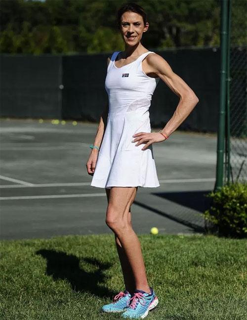 Nhà vô địch Wimbledon 2013 gầy trơ xương năm 2016.