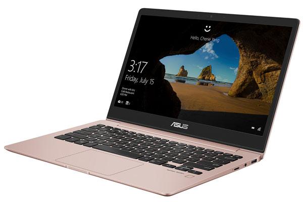Asus trình làng loạt laptop và máy tính AIO tại CES 2018