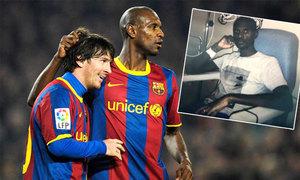 Abidal chia sẻ về bi kịch ung thư, tiết lộ yêu cầu phũ phàng của Messi