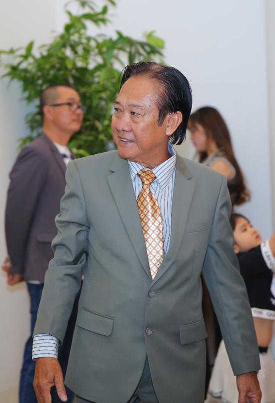 Bố đẻ của Lâm Khánh Chi