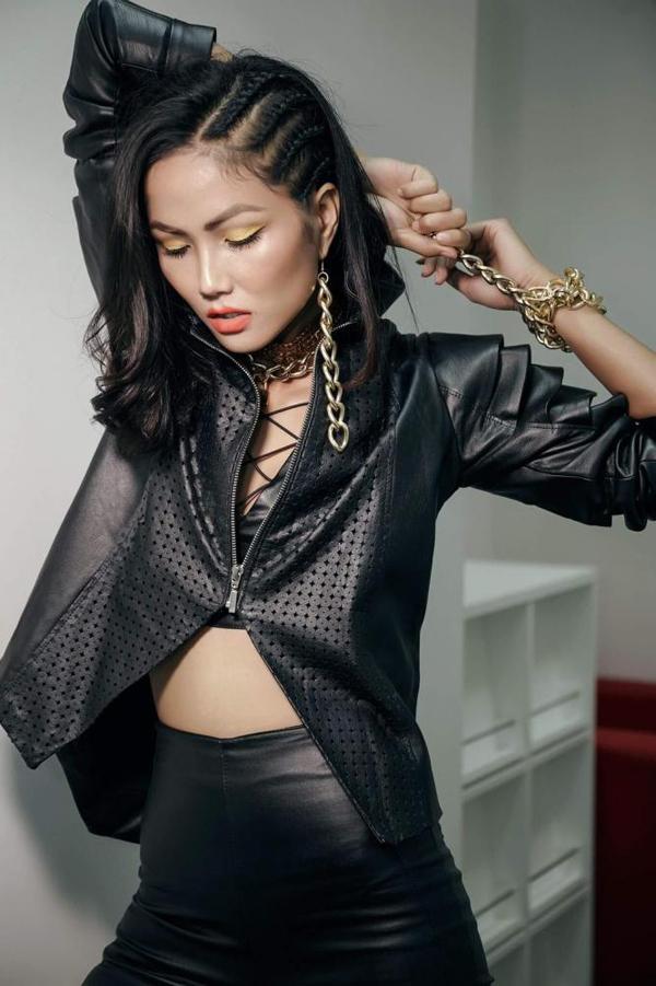 Hình ảnh cá tính, sexy của H Hen trước khi thành hoa hậu - 4
