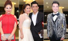Dàn sao Việt dự hôn lễ của Lâm Khánh Chi