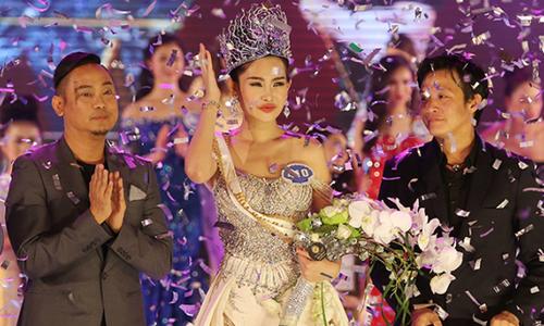 Hoa hậu Đại dương Ngân Anh bị Cục Nghệ thuật Biểu diễn yêu cầu thu hồi danh hiệu