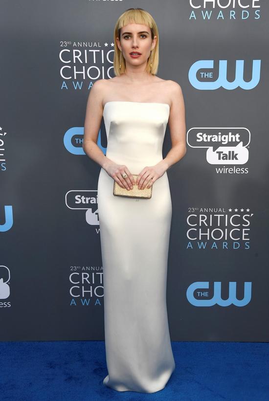 Nữ diễn viên trẻ Emma Roberts.