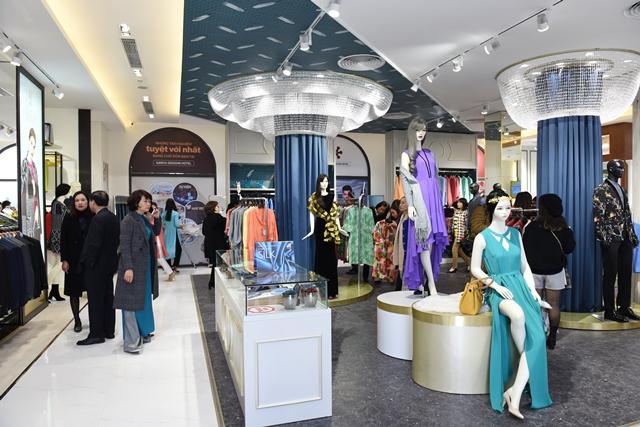 Khai trương trung tâm thời trang cao cấp May 10 Long Biên - 3