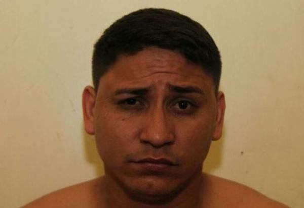 Nghi phạm Diego Felipe Pereira Santana