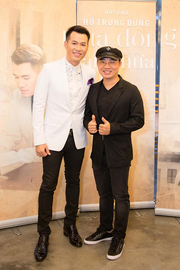 Trong buổi họp báo ra mắt single Mùa Đông không lạnh nữa cũng có sự hiện diện của ca sĩ Quang Linh  được biết anh là một người rất ngại khi xuất hiện trước đám đông và đây cũng chính một trong số lần hiếm hoi anh xuất hiện.