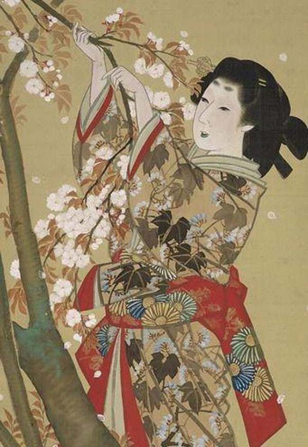 Vẽ lông mày nhiều màu Phụ nữ Trung Quốc thời xưa không chỉ dùng màu đen để vẽ lông mày mà thường xuyên đổi màu, hôm thì xanh lá, hôm thì xanh dương và liên tục đổi kiểu dáng. Có thời điểm, họ chuộng kiểu lông mày ngắn và vẽ cao lên giữa trán, gọi đó là kiểu lông mày buồn.