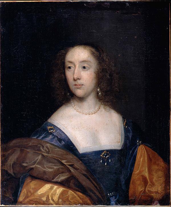 Làn da nhợt nhạtPhụ nữ Anh thế kỷ 17 thích vẻ đẹp của làn da xanh xao, nhợt nhạtvì nó tượng trưng cho sự giàu có của giới thượng lưu, phân biệt với những người lao động cực khổ. Các quý bà, quý cô thoa rất nhiều phấn lên mặt và vẽ thêm những mạch máu xanh lên ngực để tăng thêm vẻ mong manh của làn da.