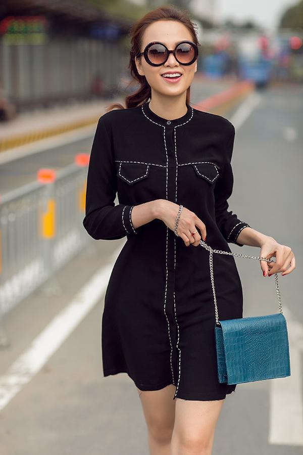 Các mẫu thiết kế đi theo khuynh hướng thanh lịch phù hợp với các bạn gái văn phòng - mẫu người phụ nữ yêu cái đẹp và sành điệu với nhịp sống đương đại.
