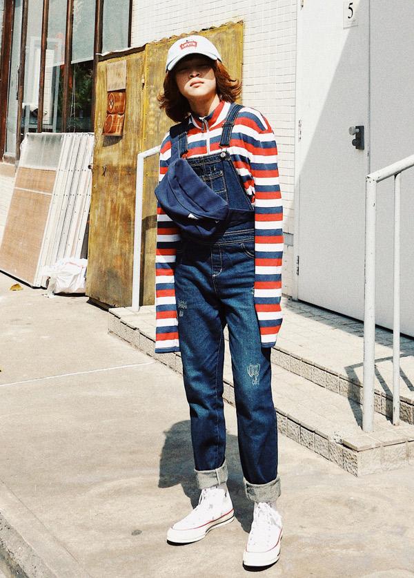 Giọng ca 13 tuổi muốn thay đổi hình ảnh từ trong sáng, đáng yêu thành mộtchàng trai mạnh mẽ, cá tính.