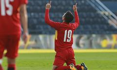 Sao trẻ Quang Hải toả sáng, U23 Việt Nam đánh bại Australia