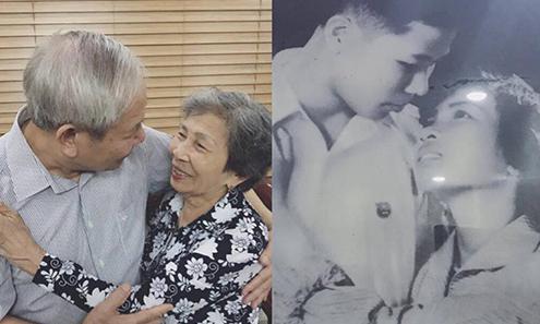 Chuyện tình của hai ông bà 80 tuổi ở Hà Nội gây sốt cộng đồng