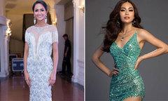 Mỹ nhân Việt mê trang phục lấp lánh dịp cuối năm