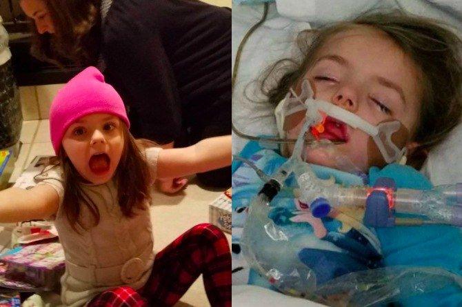 Trước khi mắc bệnh, Braylynn là một cô bé hoạt bát, năng động.
