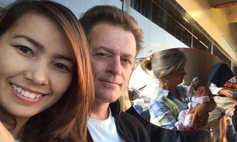 Cô gái Gia Lai thân với vợ cũ của chồng Tây như chị em gái