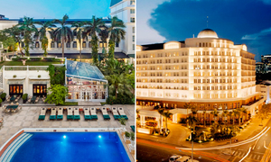Hai khách sạn Việt Nam vào top khách sạn tốt nhất thế giới