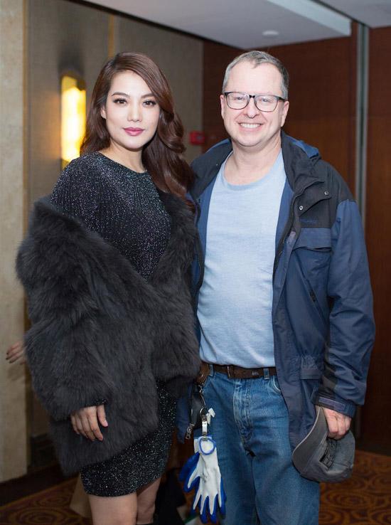 Trương Ngọc Ánh đóng phim Hollywood cùng diễn viên Doctor Strange - 5
