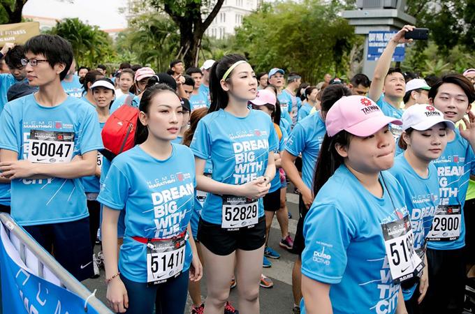 Năm nay giải Marathon TP HCM thu hút 8.000 vận động viên thuộc 49 quốc gia tham dự. Sự kiện này được Liên đoàn Điền kinh Việt Nam và Liên đoàn Điền kinh TP HCM đưa vào hệ thống thi đấu quốc gia và được kỳ vọng trở thành giải chạy hấp dẫn nhất Việt Nam cũng như khu vực Đông Nam Á.