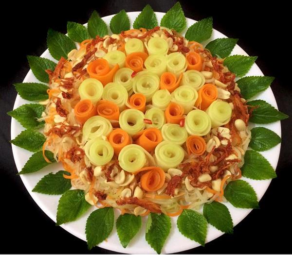 Những món ăn đẹp chẳng nỡ ăn của cô gái Phú Thọ - 4