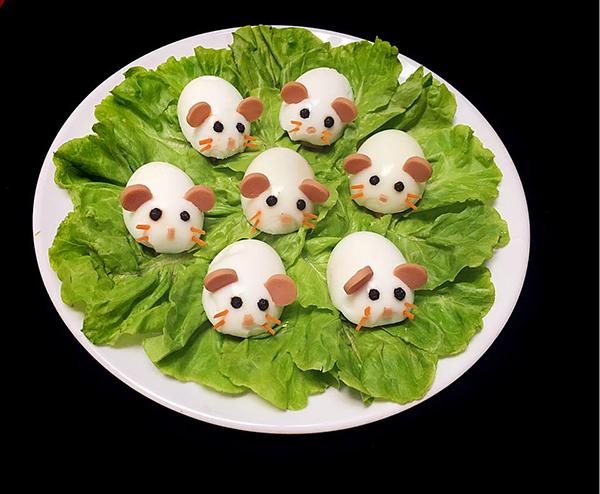 Những món ăn đẹp chẳng nỡ ăn của cô gái Phú Thọ - 2