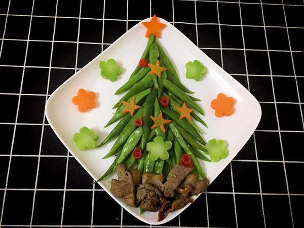Những món ăn đẹp chẳng nỡ ăn của cô gái Phú Thọ - page 2