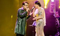 Thu Phương - Hà Anh Tuấn song ca trong đêm nhạc tại Hà Nội