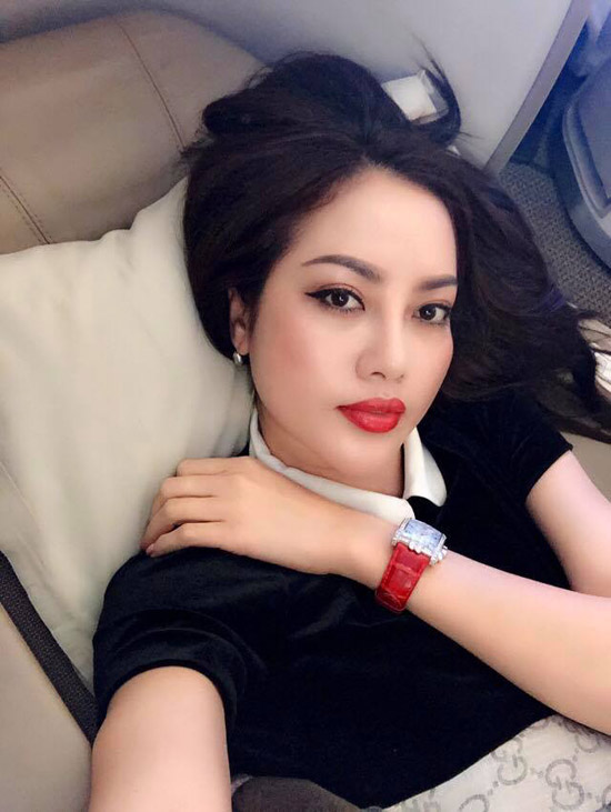 Bà xã Việt kiều xinh đẹp của ca sĩ Lâm Vũ