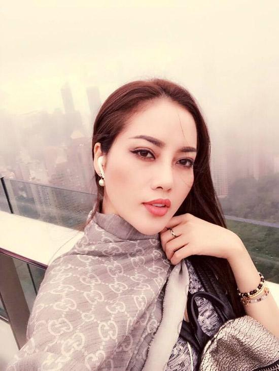 Bà xã Việt kiều xinh đẹp của ca sĩ Lâm Vũ - 5