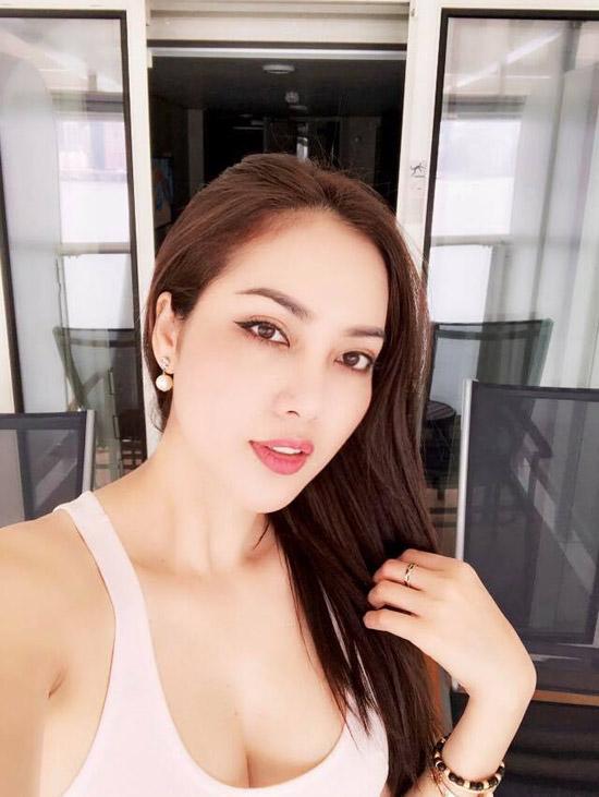 Bà xã Việt kiều xinh đẹp của ca sĩ Lâm Vũ - 6