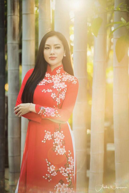 Bà xã Việt kiều xinh đẹp của ca sĩ Lâm Vũ - 7