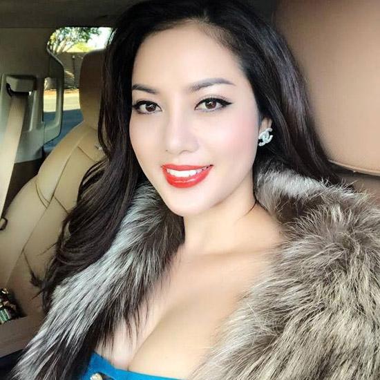 Bà xã Việt kiều xinh đẹp của ca sĩ Lâm Vũ - 2