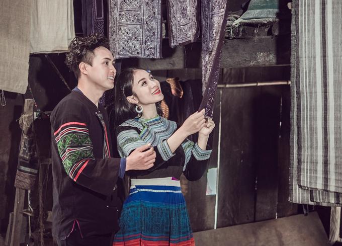 Nam ca sĩ muốn giới thiệu vẻ đẹp và văn hóa của người dân vùng Tây Bắc đến khán giả qua MV mới.