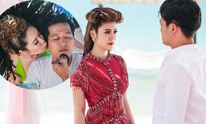 Trường Giang, Đức Thịnh tiết lộ Thanh Thuý 'lầy và bệnh' trong phim mới
