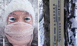 Nhiệt kế vỡ tung khi đo được âm 62 độ C ở ngôi làng lạnh nhất thế giới