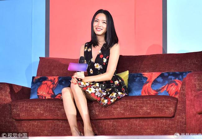 Hoa hậu Trương Tử Lâm cuốn hút nhan sắc gái một con - 6