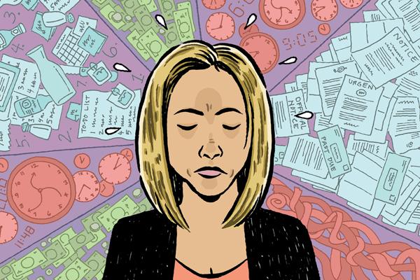 Hạn chế stress Tiết trời ảm đạm của mùa đông chính là một nguyên nhân dẫn đến tình trạng trầm cảm, u uất ở nhiều người. Đây được coi là một hội chứng thời tiết. Tâm trạng u uấtnày sẽ kéo theo hệ quả là khiến bạn ăn uống mất kiểm soát, dẫn đến tăng cân nhanh chóng. Bạn nên điều chỉnh chế độ làm việc hợp lý và tạo thói quen suy nghĩ tích cực để tránh bị stress.