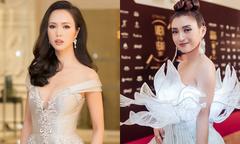Vũ Ngọc Anh, Tiêu Châu Như Quỳnh đua vẻ sexy trong sự kiện