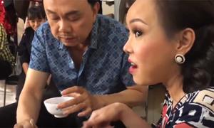Việt Hương mắng Chí Tài, nhóm MTV như 'tát nước vào mặt' vì tội xin ăn