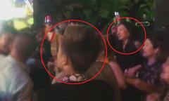 Lâm Vinh Hải chạm mặt vợ cũ Lý Phương Châu trong tiệc sinh nhật của Mỹ Tâm