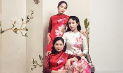 Vân Hugo rủ bạn thân Diệu Hương, Minh Hương 'Vàng Anh' làm mẫu