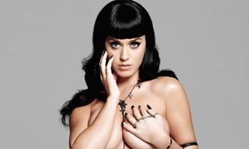 Katy Perry: 'Trên người tôi mọi bộ phận đều là thật'