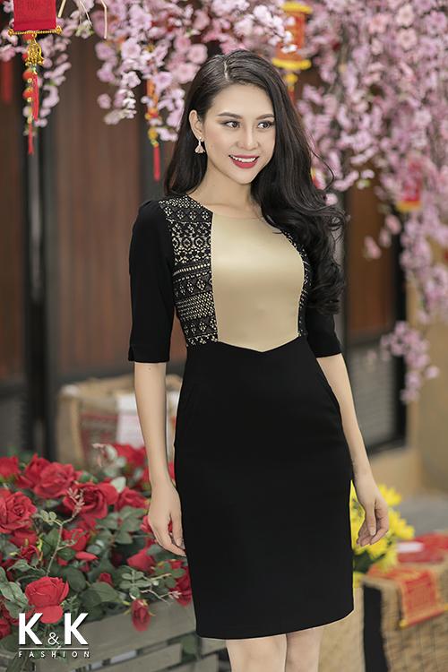 Đón xuân rạng rỡ với BST I love TET của K&K Fashion TET - 2