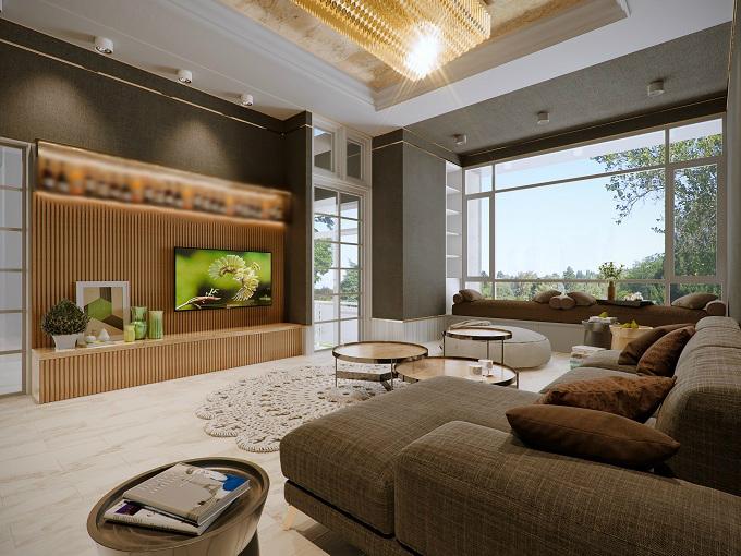 Mới đây,Huyền My đã chicả chục tỷ đồng muacăn biệt thự rộng hơn 100 m2, thuộc dòng bất động sảnLuxury Villas phiên bản giới hạn của dự án Hưng Phát Green Star, chủ đầu tưHưng Lộc Phát. Đây là một trong những cănbiệt thự sang trọng và đắt đỏ nhất trung tâm quận 7.