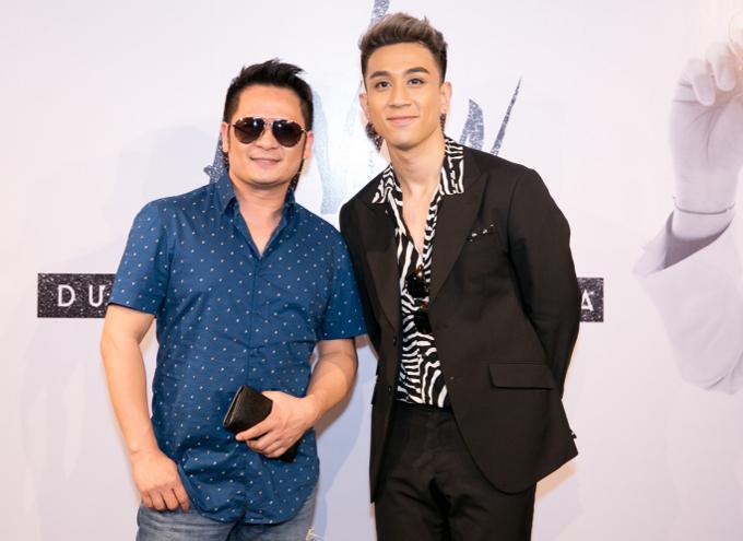 Bằng Kiều từng làm giám khảo, chấm điểm và cho Dương Edward những lời khuyên bổ ích khi thi Vietnam Idol. Anh nhận xét cậu học trò tiến bộ nhiều, có thể phát triển mạnh mẽtrong sự nghiệp ca hát.