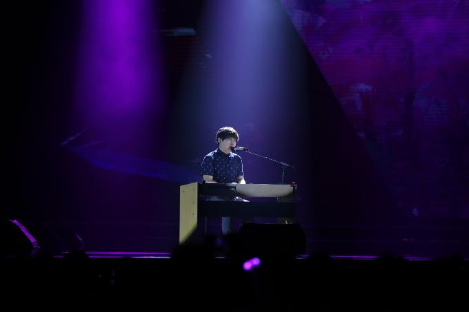 Đàm Vĩnh Hưng đưa Sài Gòn Bolero lên sân khấu đêm trao giải POPS Awards 2017 - 4