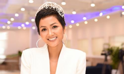 Hoa hậu H'Hen Niê: 'Tôi muốn chinh phục đấu trường Miss Universe thế giới 2018'