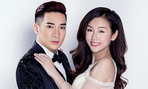 Quang Hà mặc bảnh bao, làm mẫu chụp ảnh cưới cùng DJ Quỳnh Nhi