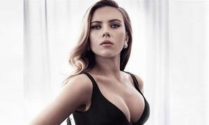 Scarlett Johansson là nữ diễn viên được trả cát-xê cao nhất trong lịch sử Hollywood
